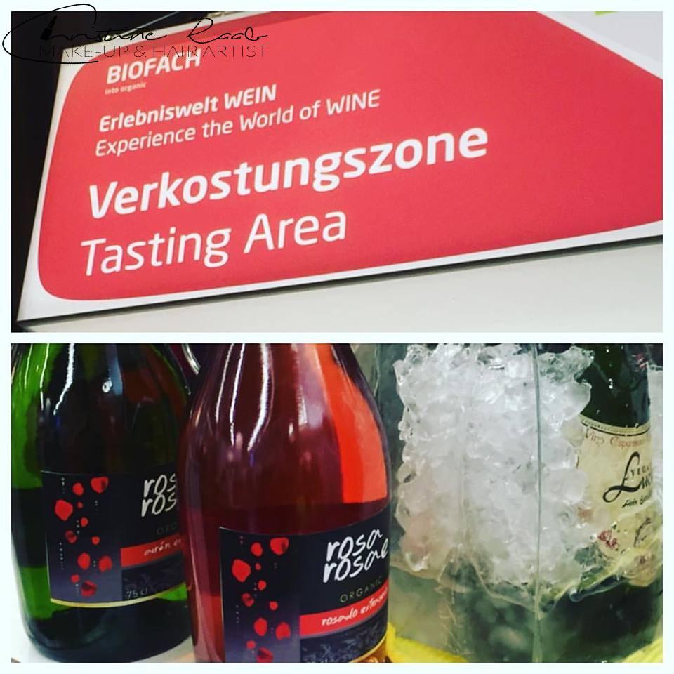 Vivaness-2016-Weinverköstigung