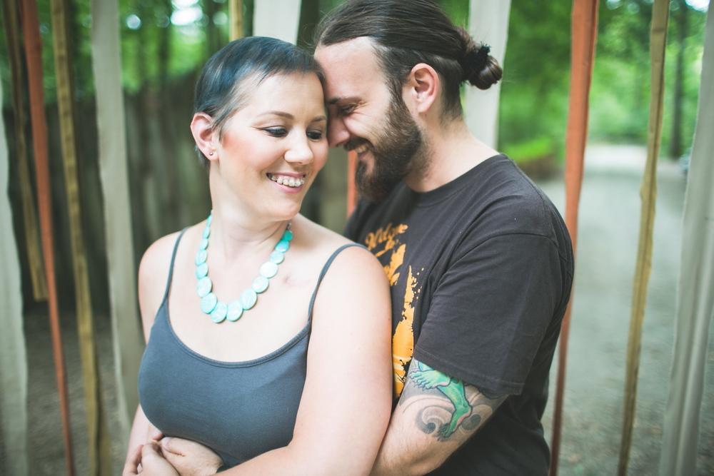 Hochzeitswahn, besondere Liebe, Christine und Timo Raab