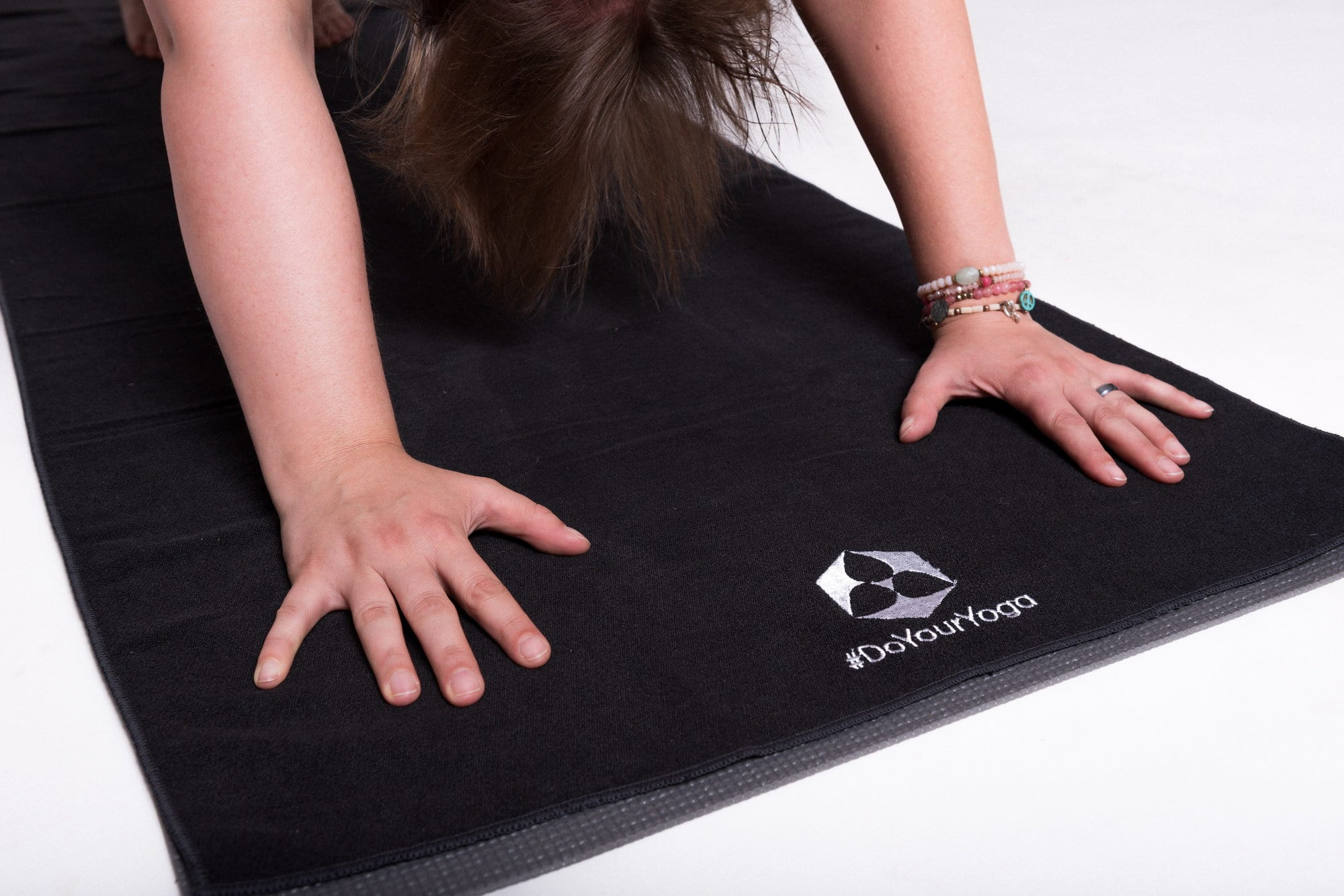 Yoga, Handtuch