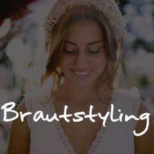 Brautstyling