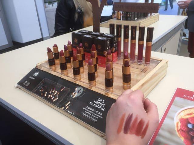 Naturkosmetik Lippenstift Lipglos