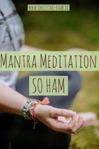 Mantra Meditation, So Ham, Meditieren, Happy Morning
