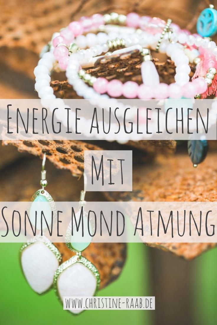 Energie ausgleichen, Sonne, Mond, Atmung, Ida, Pingala, Pranayama, Yoga