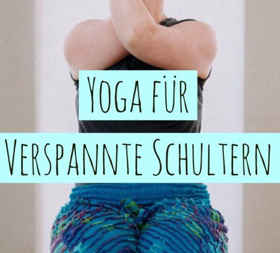 Yoga für verspannte Schultern