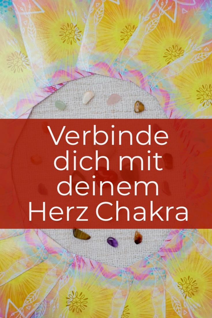 meditation, herz chakra, verbinde dich mit deinem herz