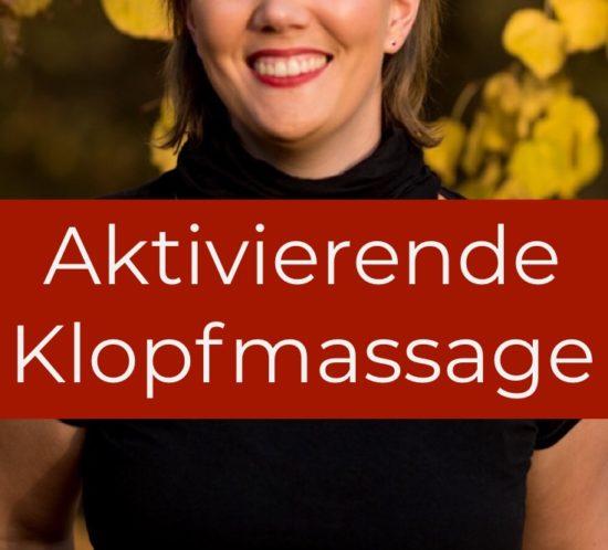 aktivierende Klopfmassage