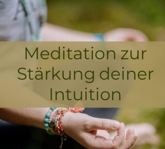 Meditation für Ajna Chakra, dein 3. Auge, zur Stärkung deiner Intuition