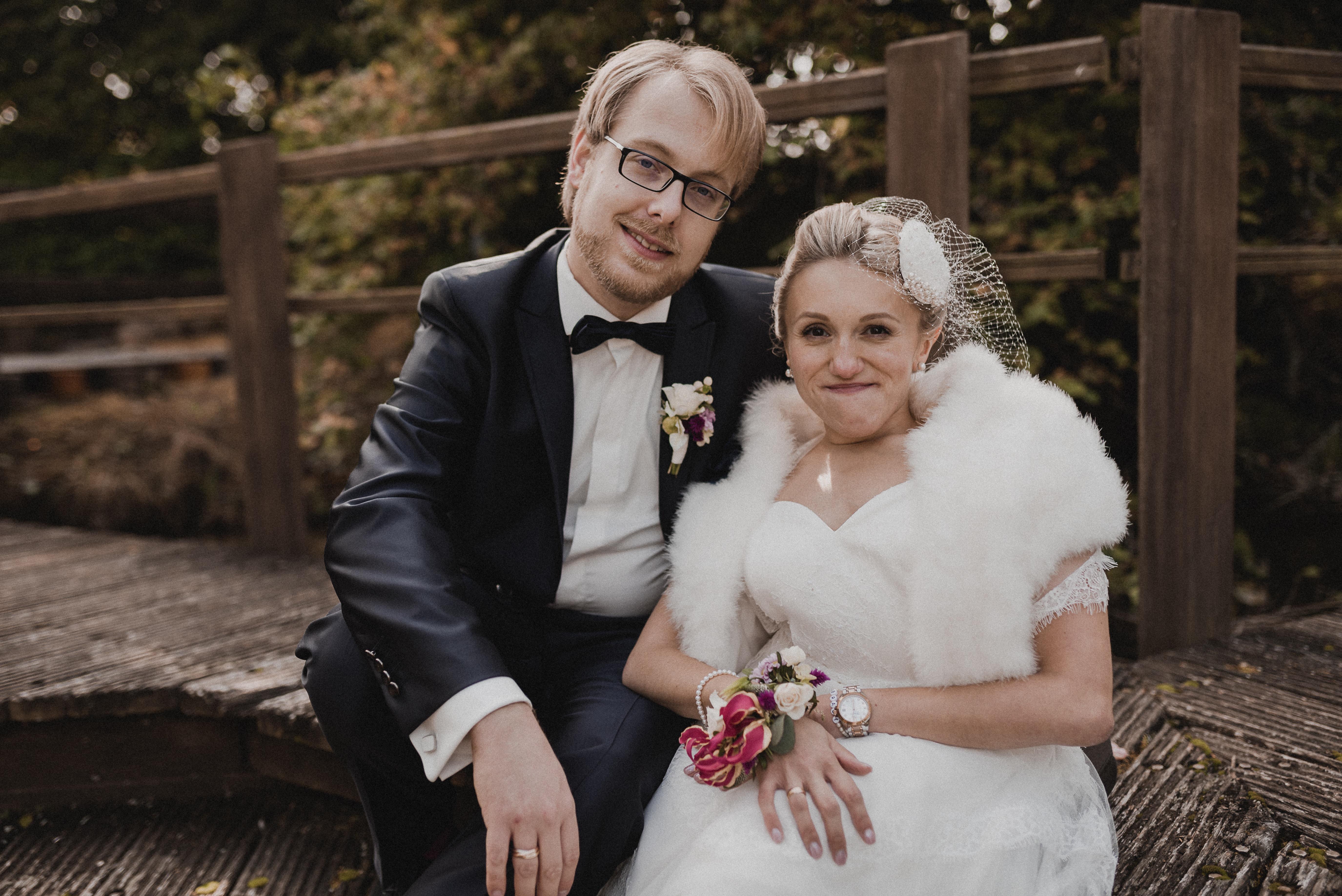 Eva, Uwe, Hochzeit, Brautstyling, vegane Braut, Naturkosmetik, Hofgut Georgenthal