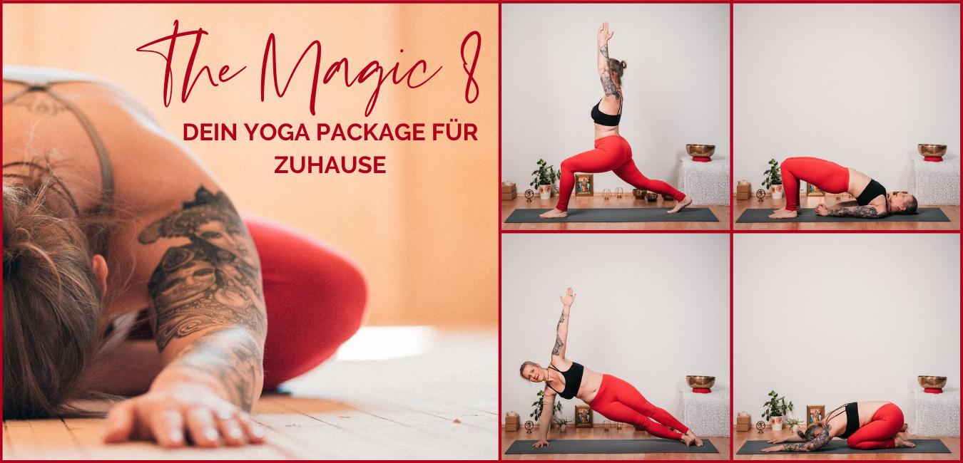 Magic 8 Yoga Onlinekurs