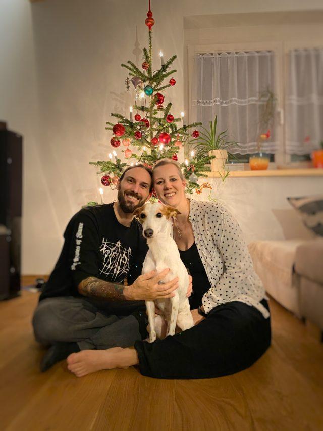 Weihnachten 2020 im Eigenheim